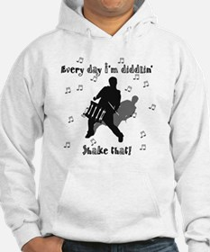 Every day Im Diddlin color shirt Hoodie