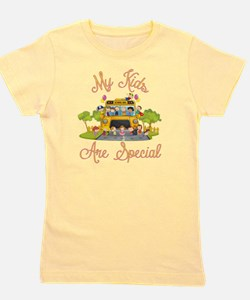 School bus driver Girl's Tee