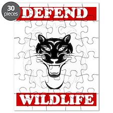 Defend Wildlife Puzzle