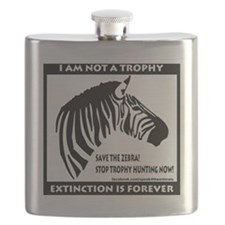 SAVE THE ZEBRA! Flask