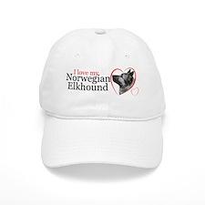 Elkhound Leash/ Baseball Cap