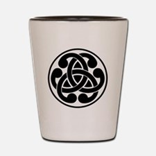 Celtic Torque Shot Glass