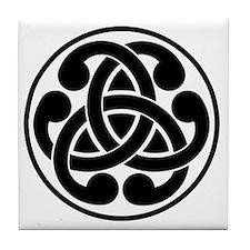 Celtic Torque Tile Coaster