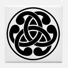 Celtic Torque Tile Coaster