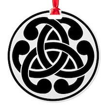 Celtic Torque Ornament