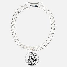 Tribal Wolf 3 Bracelet