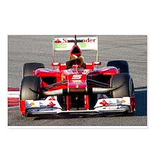 2012 U.S. Grand Prix Postcards (Package of 8)