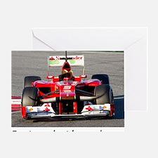 2012 U.S. Grand Prix Greeting Card