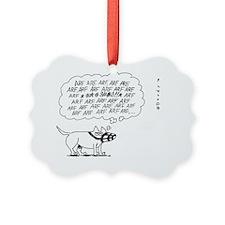 ARF DOG Ornament