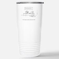 DOG DEMOTION Travel Mug