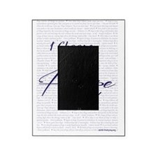 Choose hope (card Picture Frame