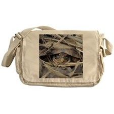 Camo Turtle Messenger Bag