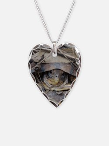 Camo Turtle Necklace