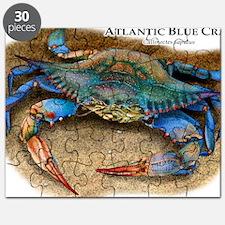 Atlantic Blue Crab Puzzle