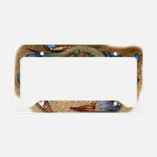 Atlantic Blue Crab License Plate Holder