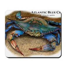 Atlantic Blue Crab Mousepad