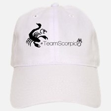 #teamscorpio Baseball Baseball Cap
