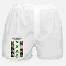 Awesome Matrix #1 Boxer Shorts