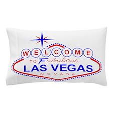 Welcome to Las Vegas Pillow Case