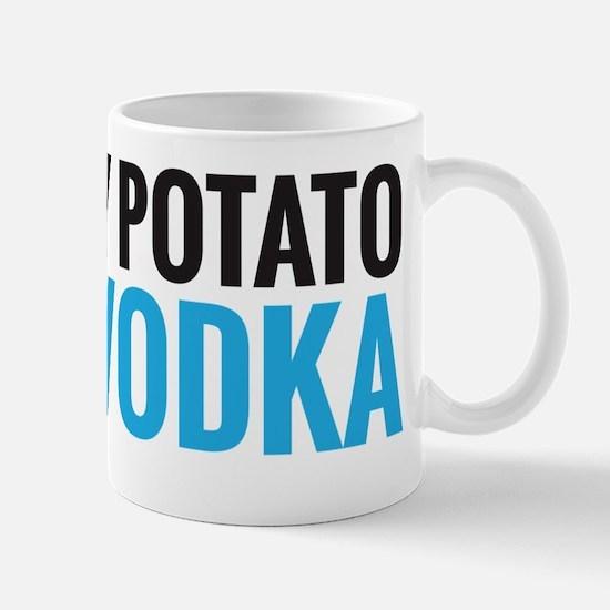 i say vodka Mug