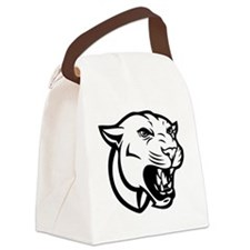 cougar7 Canvas Lunch Bag