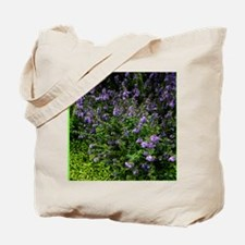 Southern Lilac Garden Tote Bag