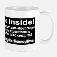 I ride inside 2 Mug