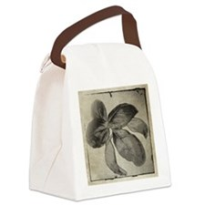 I Love the Herb Basil Canvas Lunch Bag