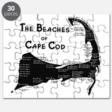 EVERY BEACH ON THE CAPE Puzzle