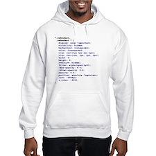 CSS Redundant Class Hoodie