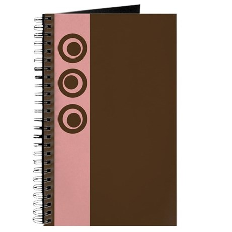 Retro Pink & Brown