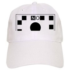 No Pawn Intended Checkered  Baseball Baseball Cap