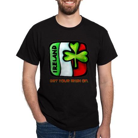 Get Your Irish On Dark T-Shirt