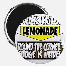 Milk Milk Lemonade Round the Corner Fudge i Magnet