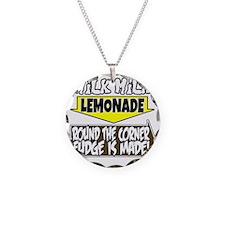 Milk Milk Lemonade Round the Necklace