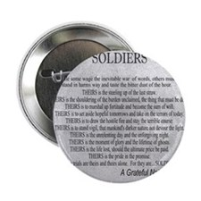 "Soldiers 2.25"" Button"