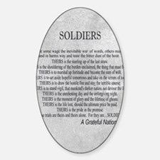 Soldiers Decal