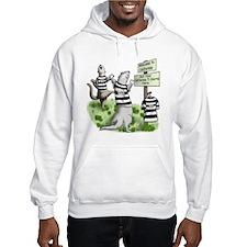 CA Ferrets Jumper Hoody