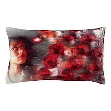 Laboratory technician performs a disso Pillow Case