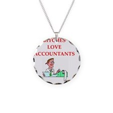 accountantt Necklace