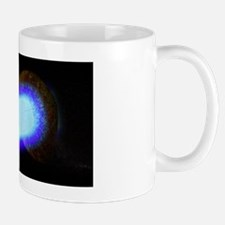 Laser sail spaceship Mug
