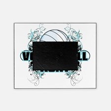 Volleyball Aunt (cross) Picture Frame
