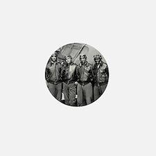 Tuskegee Airmen Mini Button