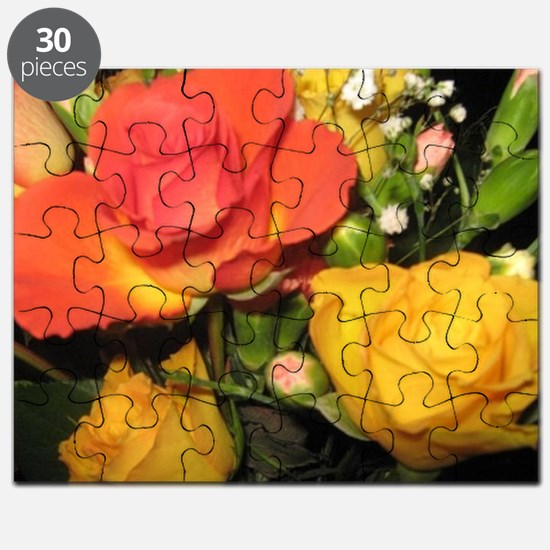Summer Roses Puzzle