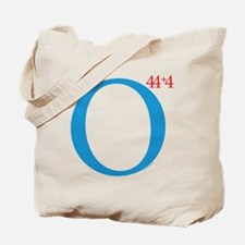 O44+4 Re-Elect Obama Mylar Balloon Tote Bag