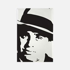 Al Capone Rectangle Magnet