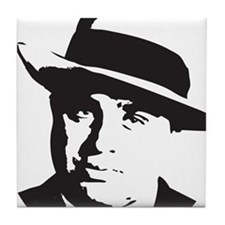 Al Capone Tile Coaster