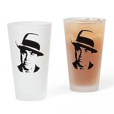 Al Capone Drinking Glass