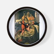 Lamentation over the Dead Christ 2 - Botticelli Wa