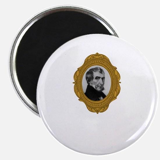William Henry Harrison Magnet